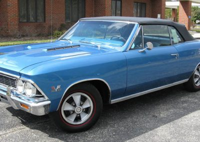 65 Chevelle SS