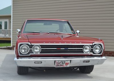 67 Plymouth Satellite