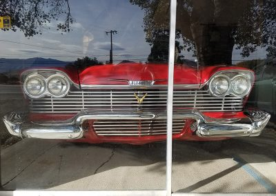 58 Plymouth - Trim Restoration