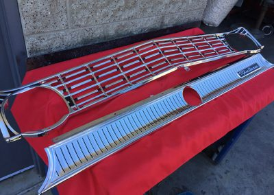 1964 Ford Futura Front Grill and Rear Panel