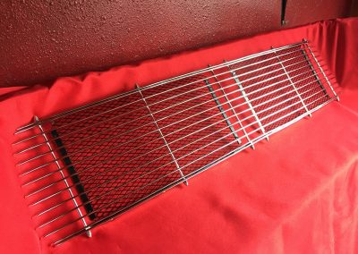 1967 Porsche 911 Rear Engine Grill